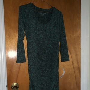 NWT: Liz Lange Maternity Dress size Small - Green